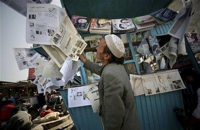 APTOPIX Afghanistan Election
