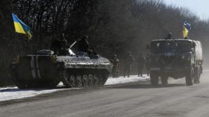 Debaltseve,Ukraine