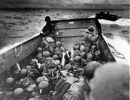 AP Was There D-Day