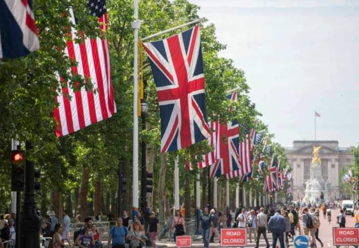 Britain Trump State Visit